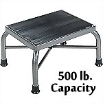 Bariatric Step Stool, 500 lb. capacity