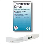 Disposable Thermometer Covers, 55/Box