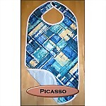 Quilted Clothing Protector, Picasso