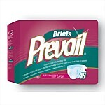 Prevail� Adult Briefs, Large, 64/Case