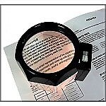Illuminated Magnifier, Hands Free