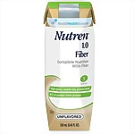 Nestle Nutren® 1.0 FIBER, 24/Case (250 Calorie Oral Supplement/ Tube Feeding Formula)