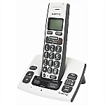 Clarity ® D613™ DECT 6.0 Loud Cordless Answering Machine Big Button Phone