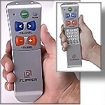 Flipper Big Button Universal Remote Control