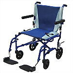 "TranSport 19"" Aluminum Transport Chair"