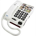 Serene Innovations HD-40S Outgoing Speech Amplified Photo Phone