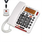 ClearSounds TALK500-ER Amplified SOS Telephone