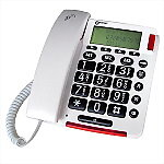 Geemarc AMPLIVOICE50 Talking Amplified Telephone