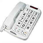 Big Button Speakerphone with Braille Buttons