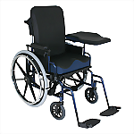 DuraSoft Half-Lap Wheelchair Tray