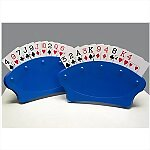 Plastic Playing Card Holder, 2/Pack