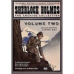 Sherlock Holmes: The Archive Collection, Volume Two - 3 DVD Box Set