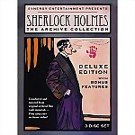 Sherlock Holmes: The Archive Collection, Volume One - 3 DVD Box Set