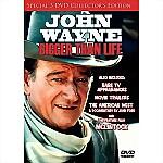 John Wayne: Bigger Than Life - 3 DVD Box Set