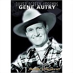 Silver Screen Legends: Gene Autry - 4 DVD Set