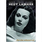Silver Screen Legends: Hedy Lamarr - 4 DVD Set