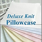 Deluxe Knit Pillowcase