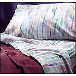 Rainbow Hospital Sheet Set