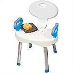 EZ Bath & Shower Seat with Handles