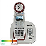 Clarity� Professional XLC3.4� Amplified Cordless Telephone with ClarityLogic