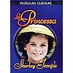 "DVD: Shirley Temple - ""La Princessa"" (Spanish)"