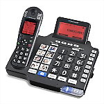 Clearsounds® iConnect A1600BT Amplified Cordless Phone
