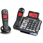 Clearsounds� iConnect A1600BT Amplified Cordless Phone with Handset