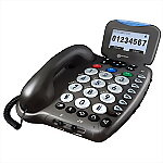 Geemarc® AMPLI455 Amplified Phone with Answering Machine