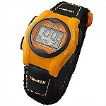 VibraLITE� MINI Vibrating Watch, ORANGE & BLACK
