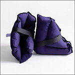 Blue Foot & Heel Pillows
