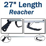 "27"" Metal Reacher"