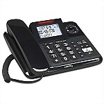 Clarity� E814� Amplified Phone with Answering Machine