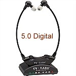 TV Ears� 5.0 Digital TV Listening System