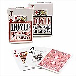 Hoyle� Jumbo Playing Cards