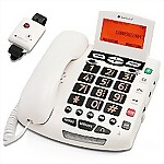 CSC600ER UltraClear� Amplifying Emergency Connect Speakerphone