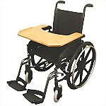 Premium Wooden Wheelchair Lap Tray