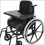 DuraSoft Full Lap Wheelchair Tray