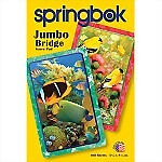 Springbok® Jumbo Score Pad, Aquatic & Goldfinch