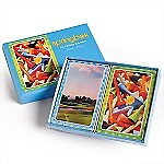Springbok� Tee It Up Golf Bridge Jumbo Index Playing Cards