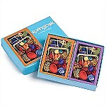Springbok® Knitter's Delight Bridge Jumbo Index Playing Cards