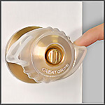 Great Grips Door Knob Gripper, 2/Package