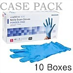 Nitrile Powder-Free Exam Gloves, Small (CASE)
