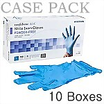 Nitrile Powder-Free Exam Gloves, Large (CASE)