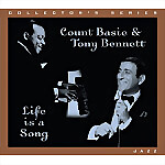 CD: Count Basie & Tony Bennett, Life is a Song