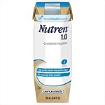 Nestle Nutren® 1.0, 24/Case (250 Calorie Oral Supplement/ Tube Feeding Formula)