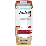 Nestle Nutren® 1.5, 24/Case (375 Calorie Oral Supplement/ Tube Feeding Formula)