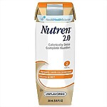 Nestle Nutren® 2.0, 24/Case (500 Calorie Oral Supplement/ Tube Feeding Formula)