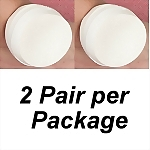 Swiveling Lotion Applicator Replacement Pads, 2/Pack