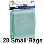 Small Refill Bags for Incontinence Disposal System, 28/package