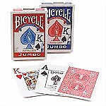 Bicycle� Jumbo Playing Cards